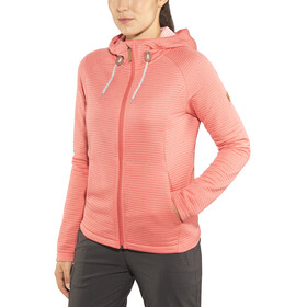 High Colorado Treviso Stretchjacke Damen coral melange
